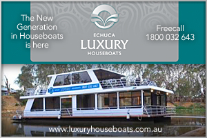 Echuca Luxury Houseboats logo