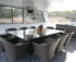 Ultimate Houseboat upper deck