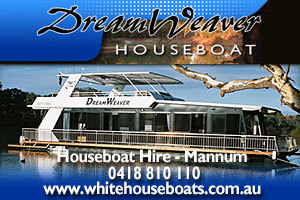 Dreamweaver Houseboat