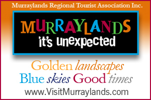 Murraylands Regional Tourist Association logo