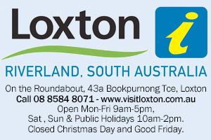 Loxton Visitor Information Centre logo