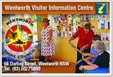 Wentworth Visitor Information Centre
