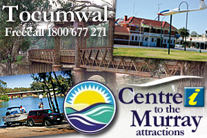 Tocumwal Visitor Information Centre logo