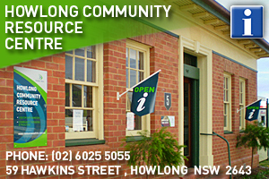 Howlong Community Resource Centre logo
