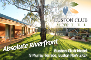 Euston Club Motel