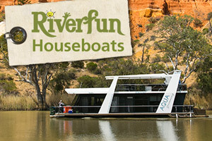 Riverfun Houseboats logo