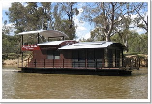 Houseboat For Two