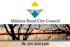 Mildura Rural City Council logo