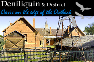 Deniliquin Visitor Information Centre & Peppin Heritage Centre