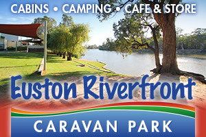 Euston Riverfront Caravan Park