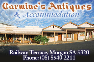 Carmines Antiques & Accommodation