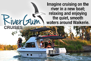 Rivergum Cruises Waikerie