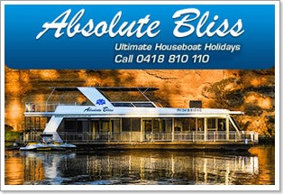 Absolute Bliss Houseboat