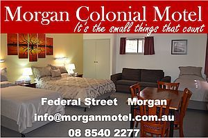 Morgan Colonial Motel