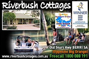 Riverbush Cottages logo