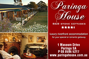 Paringa House B&B