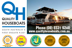Quality Houseboats logo