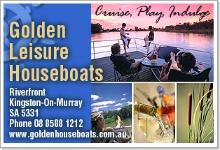 Golden Leisure Houseboats