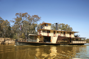 Murray River Paddlesteamers, Echuca