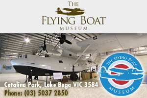 Lake Boga Flying Boat Museum