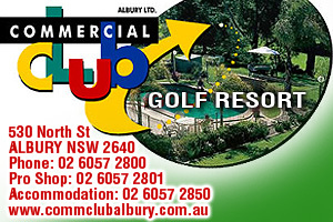 Commercial Club Golf Resort