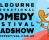 Melbourne International Comedy Festival Roadshow logo