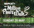 Million Paws Walk logo