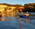 Guided Sunset Kayak Tour, Riverland South Australia logo