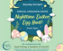 Annual Cinnamon Grove Nighttime Easter Egg Hunt logo
