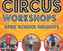 Cirkidz Workshops logo