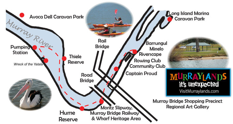 Murray Bridge Canoe Trail