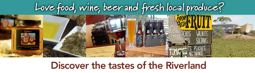 Love food, wine, beer and fresh local produce? Taste of the Riverland, South Australia
