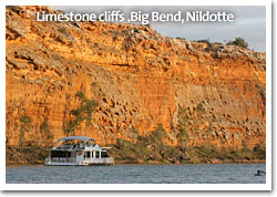 Limestone Cliffs of Big Bend, Nildotte