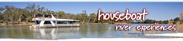 Houseboat River Experiences