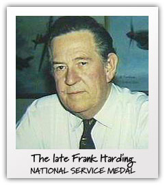 The late Frank ar