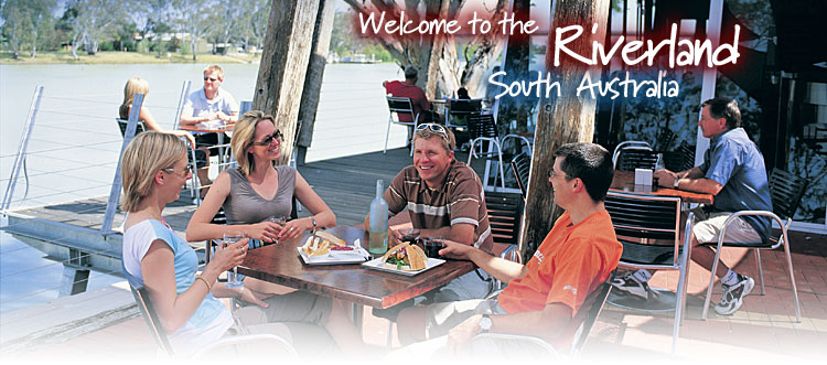 Welcome to the Riverland, South Australia